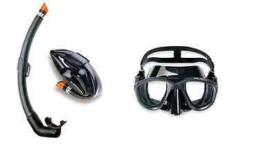~ ~ ~ OMER Mask / Snorkel combo -Alien mask -Scuba Dive and Spearfishing  ~ ~ ~