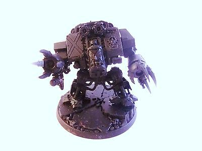 Warhammer 40k Space Marines Blood Angels Death Company Dreadnought Primed