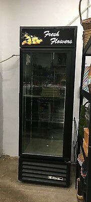 True brand single door floral cooler. Excellent condition.