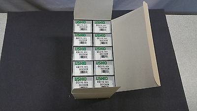 New! Lot of 10! Ten! USHIO EYB 360W, 86V, Projection Lamp, Projector Bulb