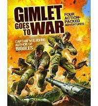 Gimlet Goes to War, W.E. Johns, New Book
