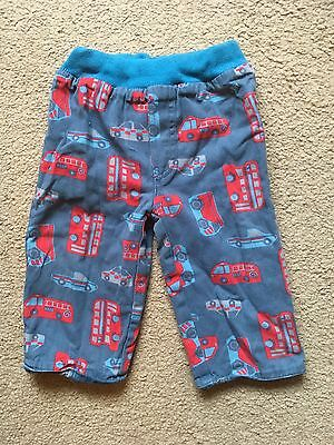 Kite Baby Boy Reversible Trousers 12-18m