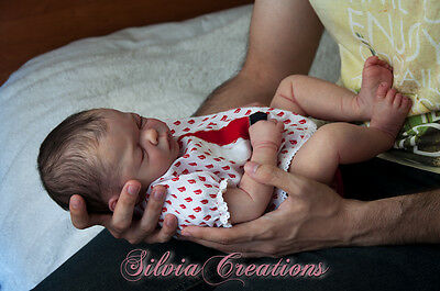 Vinyl Reborn Doll kit Evan Donnelly Twin to Enya by Phil Donnelly *NOT SILICONE*