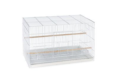 Prevue Pet Products Flight Cage White - NEW FREE SHIPPING
