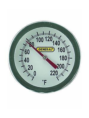 General Tools PT2020G-220 Soil Thermometer Dial with 20 Inch Probe