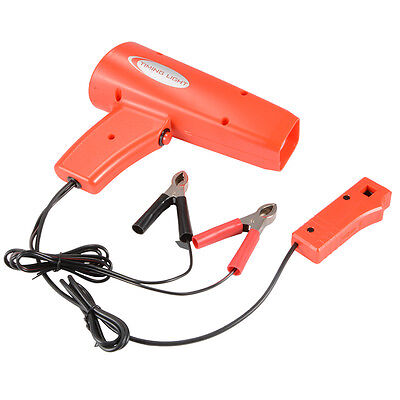 Professional Inductive Timing Light Tester Engine Ignition Strobe Lamp MA1166