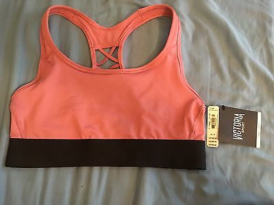 Victoria's Secret sport mauve the player sport bra size small NEW NWT new w/tags