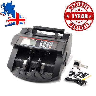 Bank Note Currency Counter Count Detector Money Banknote Pound Cash Machine