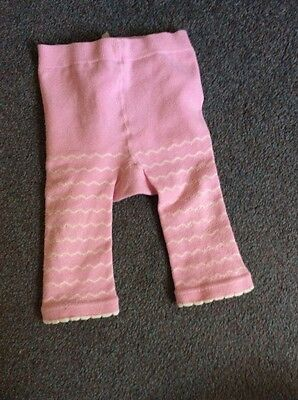 Joules Baby Girl Leggings 6-12months Pink
