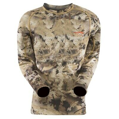 Sitka Gear Lightweight Core Crew LS in Waterfowl - MD - CLOSEOUT