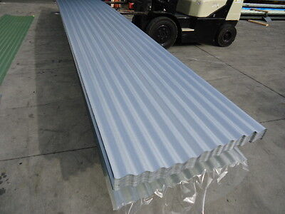 Roofing Iron, (New) Zinc Corro 6.1 Mtr Lengths $8.95 L/m
