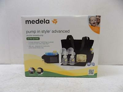 Medela Pump In Style Advanced On the go Tote *Box Damaged*