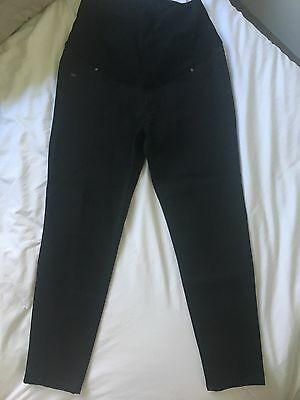 Ladies Dannii Minogue Maternity Jeans Size 14