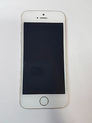 Apple iPhone 5S 16gb Gold LOCKED TO BELL