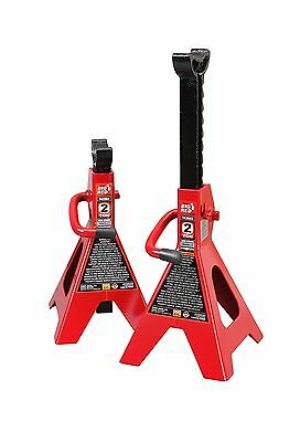 Torin T42002 2 Ton Jack Stands (Sold in Pairs) New
