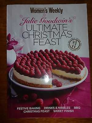 The Australian Womens Weekly Julie Goodwin's Ultimate Christmas Feast - As New