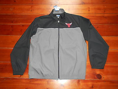 NBA MENS BULL JACKET new with tags X-large