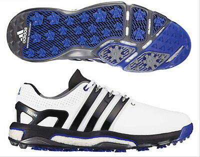 Adidas Boost Mens Golf Shoes Size 8 Right Handed