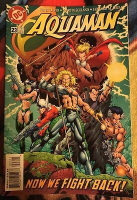 DC AQUAMAN (1994 Series) 23 VF/NM ***$3.98 UNLIMITED SHIPPING***