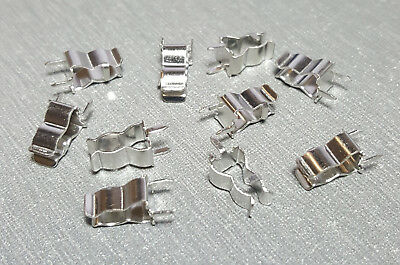 M205 PCB Mount Fuse Clip Pack of 10