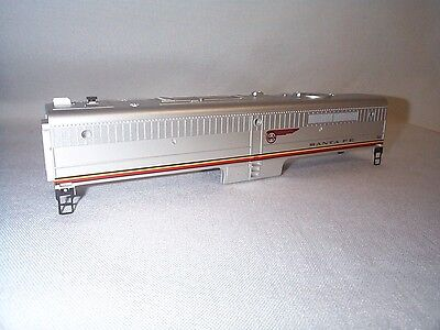 Lionel Archive American Flyer Santa Fe PA B-Unit Shell for 362 365 471 4713 NOFS