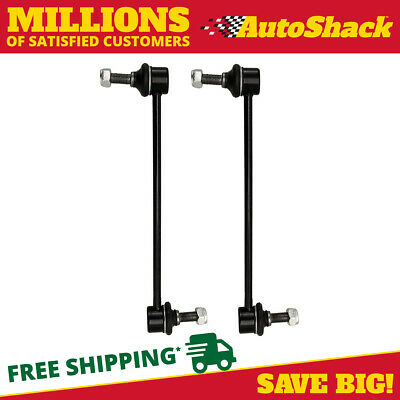New Pair of 2 Front Sway Bar Link Kit fits BMW 740i 740iL 750iL Z8 Mazda 3 5