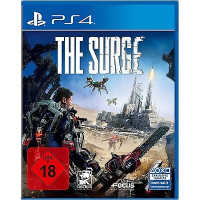 The Surge Sony Playstation 4 PS4 Spiel Game NEU OVP