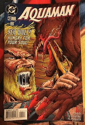 DC AQUAMAN (1994 Series) 42 VF/NM ***$3.98 UNLIMITED SHIPPING***