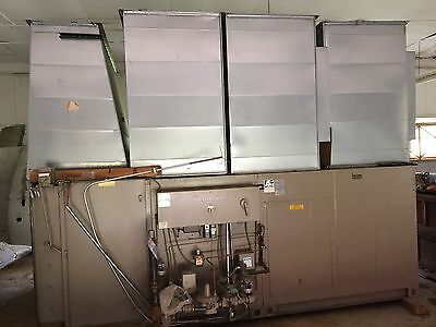 Hastings Industries Make Up Air Unit SND-222-22.0-2066 Natural Gas