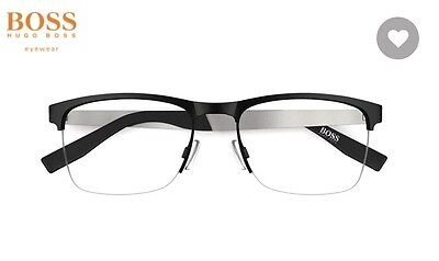 Hugo Boss BO 0227 Black Men's Designer Glasses
