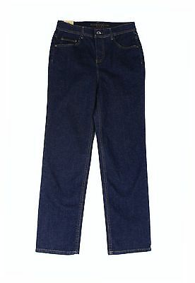 Charter Club NEW Dark Blue  Womens Size 6 Short Straight Leg Jeans $36 359