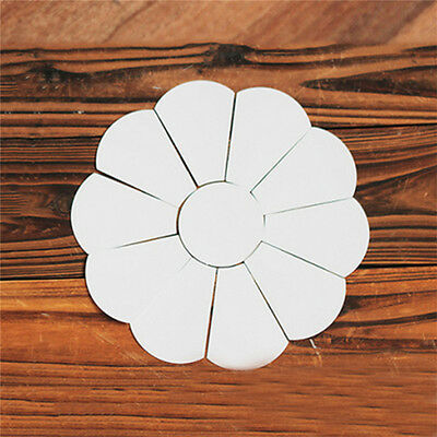 44PCS Dresden Plate Templates for Patchwork - Paper - NEW SHAPE-39mm plates