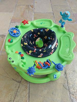 Baby Go Round Activity Centre Table