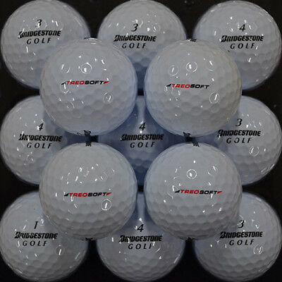 Mint Condition Bridgestone Treosoft Dozen - Multiple Dozens Available