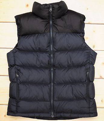 THE NORTH FACE NUPTSE 2 - 700 DOWN insulated bodywarmer MEN'S PUFFER VEST - S