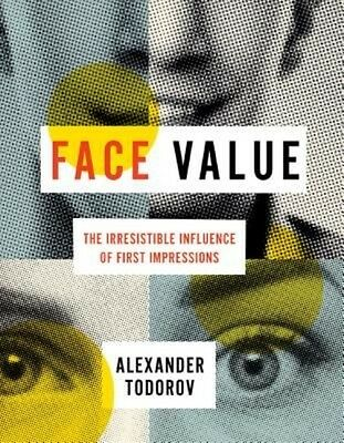 Face Value by Alexander Todorov Hardcover Book (English)