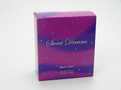 SWEET DREAMS  FOR WOMEN 100ml EAU DE PARFUM SPRAY DESIGNER ALTERNATIVE