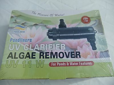 Pondliners 11W  Pond, Water Feature UV Sterilizer / Algae Remover