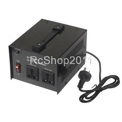 ST-500VA 500W Step Down Voltage Converter 240-220V to 110V Power Transformer