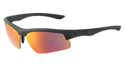 Dirty Dog Hub CARBON FIBRE Sunglasses / Polarized Red Lens Cycling Running GOLF