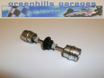 Greenhills Scalextric Superstox C312/C313 Rear Axle & Wheels Chrome Used – P2704