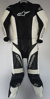 *Alpinestars Reactor *Two Piece Motorcycle Leather Suit *Race Track *EU 50 UK 40