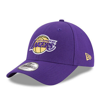 LA Lakers 9FORTY [940] The League NBA Adjustable Cap