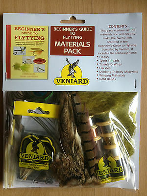 Veniard The Kit Of Fly-Tying Materials