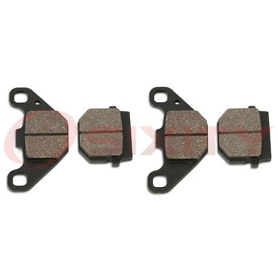 Front Ceramic Brake Pads 2005 Polaris Phoenix 200 Set Full Kit Rear Drum db