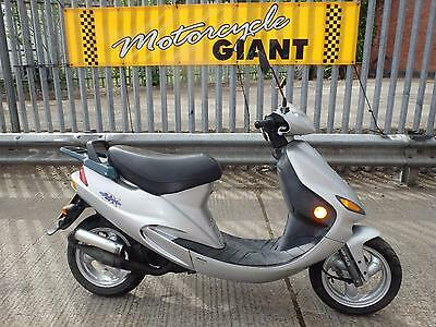 Kymco ZX 50  automatic scooter  only 6k miles  serviced + new mot