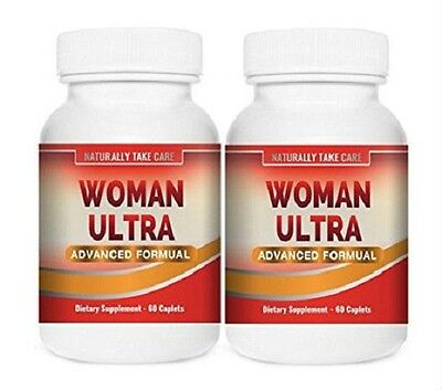 Supplemento femminile libido e supplemento menopausa femminile 100% naturale x2