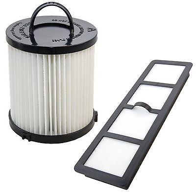 Dust Cup HEPA + Exhaust Filter for Eureka AS1041A AS1048A AS1049A Upright Vacuum