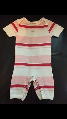 COUNTRY ROAD BABY GIRL ROMPER - 0 to 3 Months - EUC