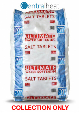 Free Next Day Delivery 3x10kg Bag of Aquasol Tablet Salt for water softeners